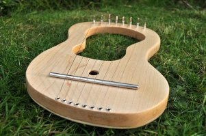 Maple mini harp